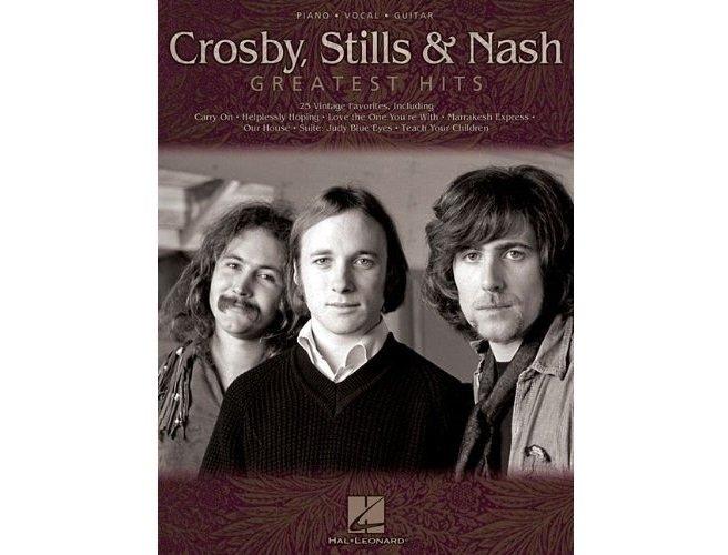 Crosby Stills & Nash Greatest Hits Piano/Vocal/Guitar