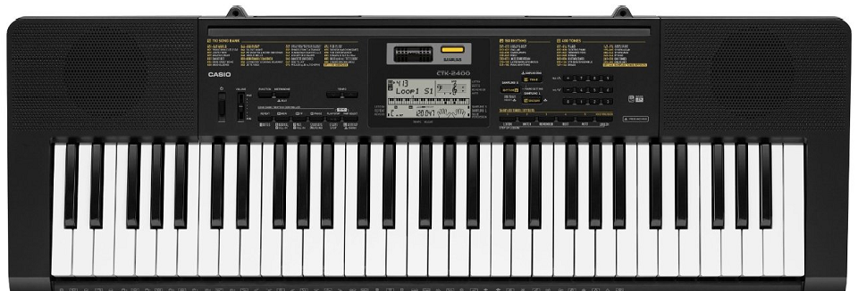 Casio CTK2550 Keyboard