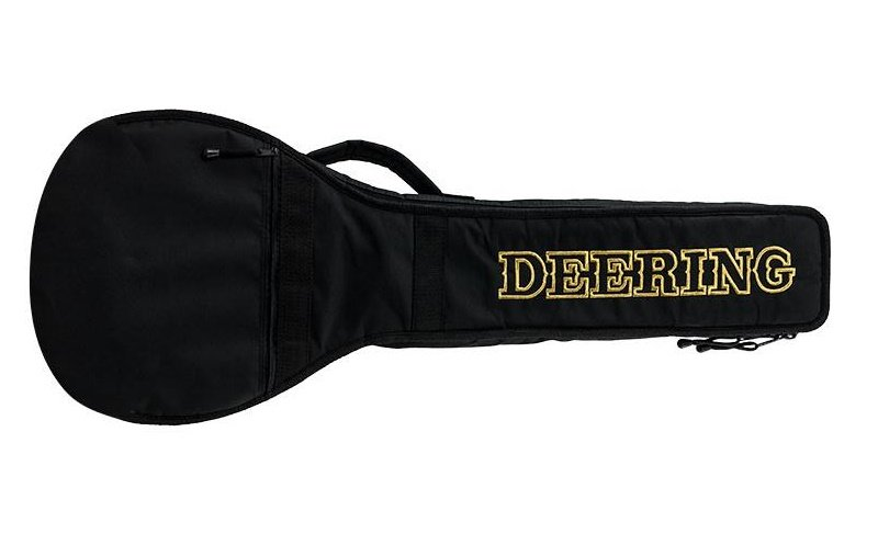 Deering Banjo Gig Bag, for Openback Banjos