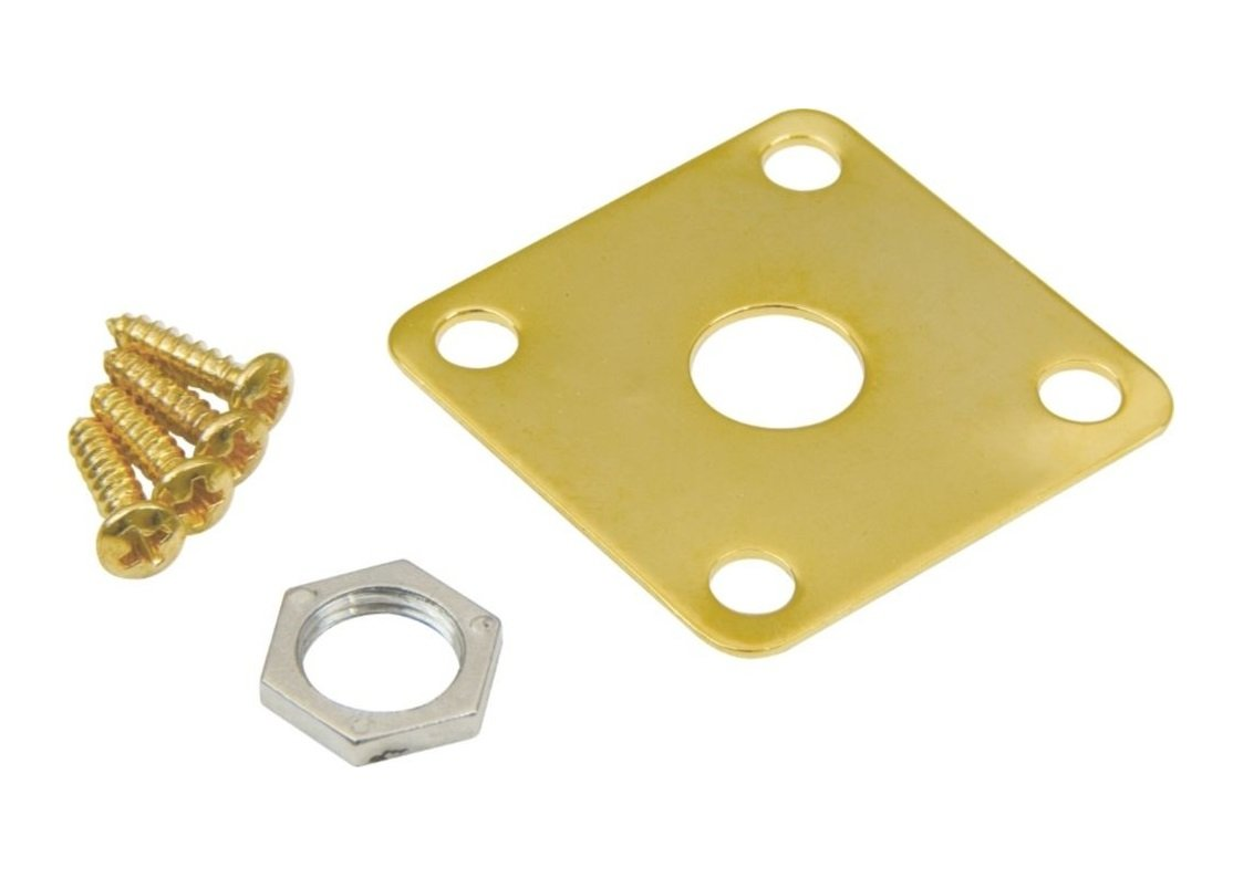 DiMarzio Gibson Style Jackplate, Gold