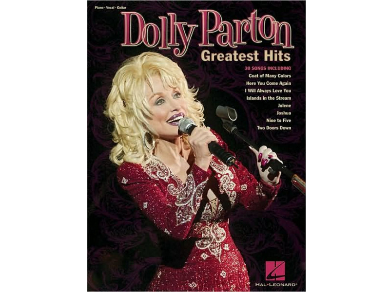 Used Dolly Parton Greatest Hits Pianovocalguitar 884088157111