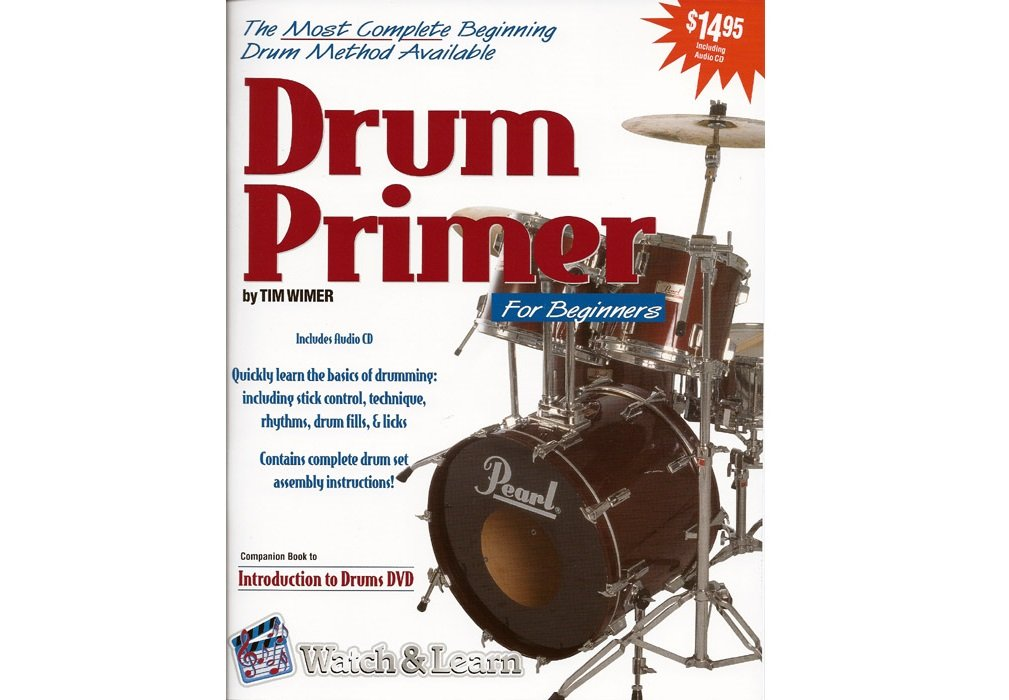 Watch & Learn Drum Primer