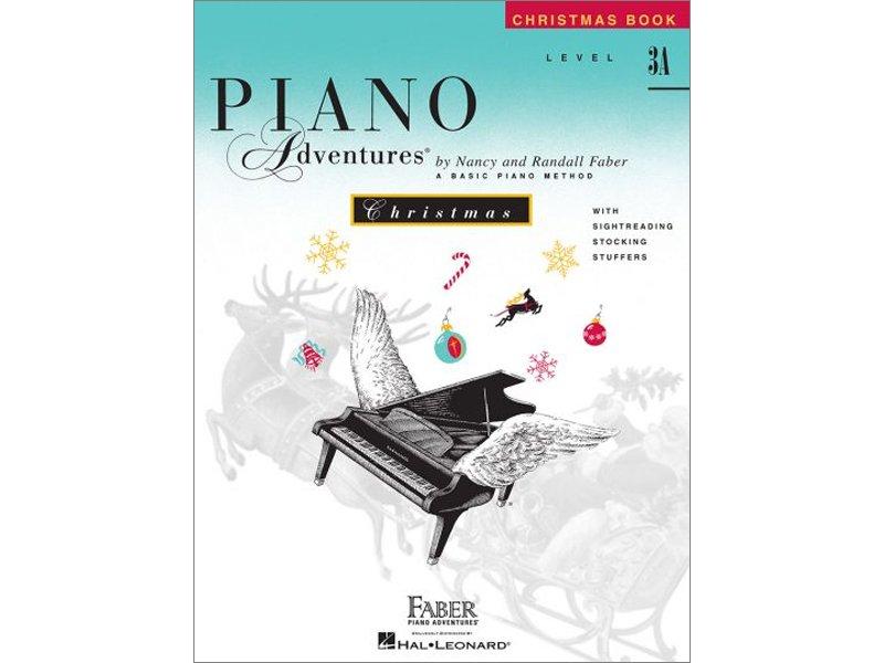 Faber Piano Adventures Level 3A Christmas