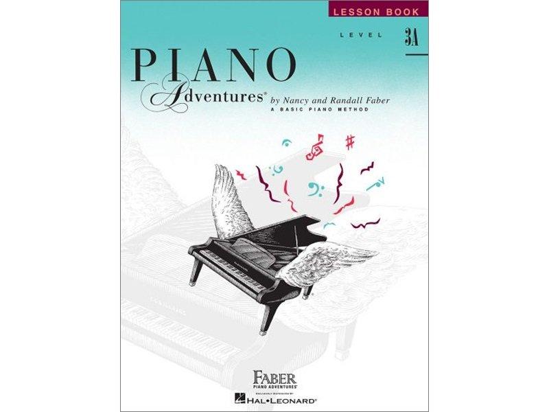 Faber Piano Adventures Level 3A Lesson