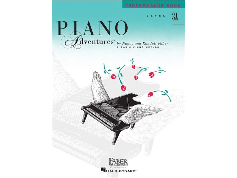 Faber Piano Adventures Level 3A Performance