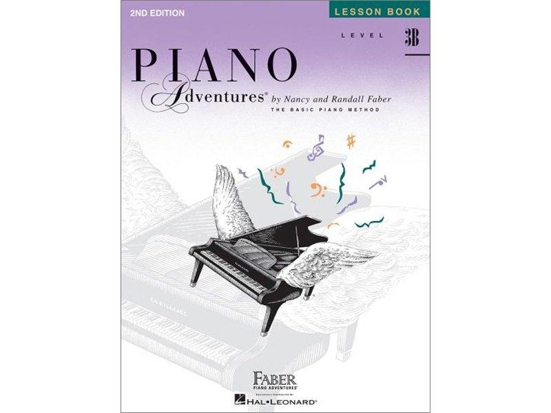 Faber Piano Adventures Level 3B Lesson