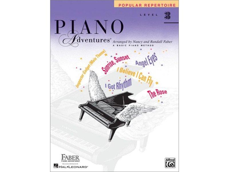Faber Piano Adventures Level 3B Popular Repertoire