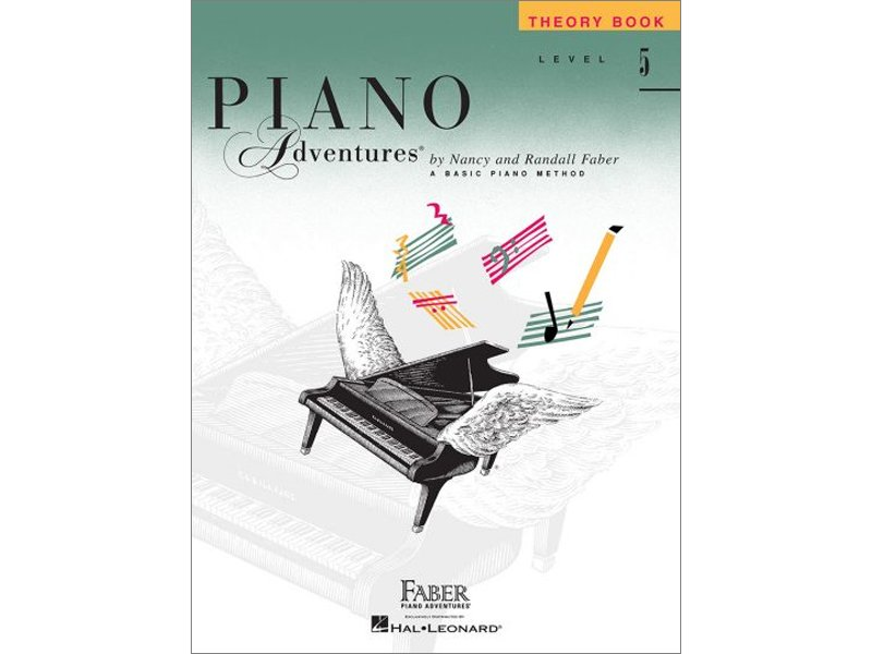 Faber Piano Adventures Level 5 Theory