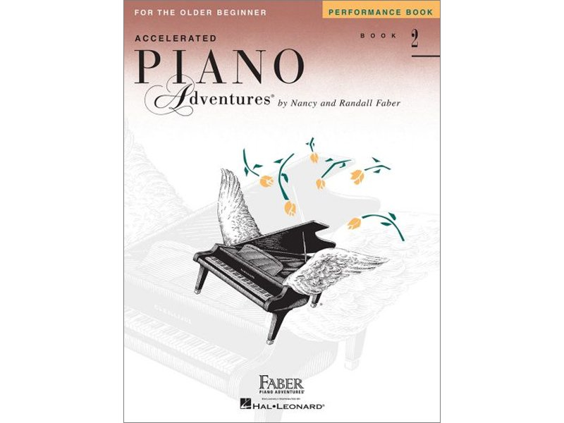 Faber Accelerated Piano Adventures Book 2 Performance
