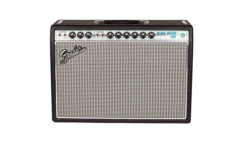 Fender '68 Custom Deluxe Reverb Guitar Amp