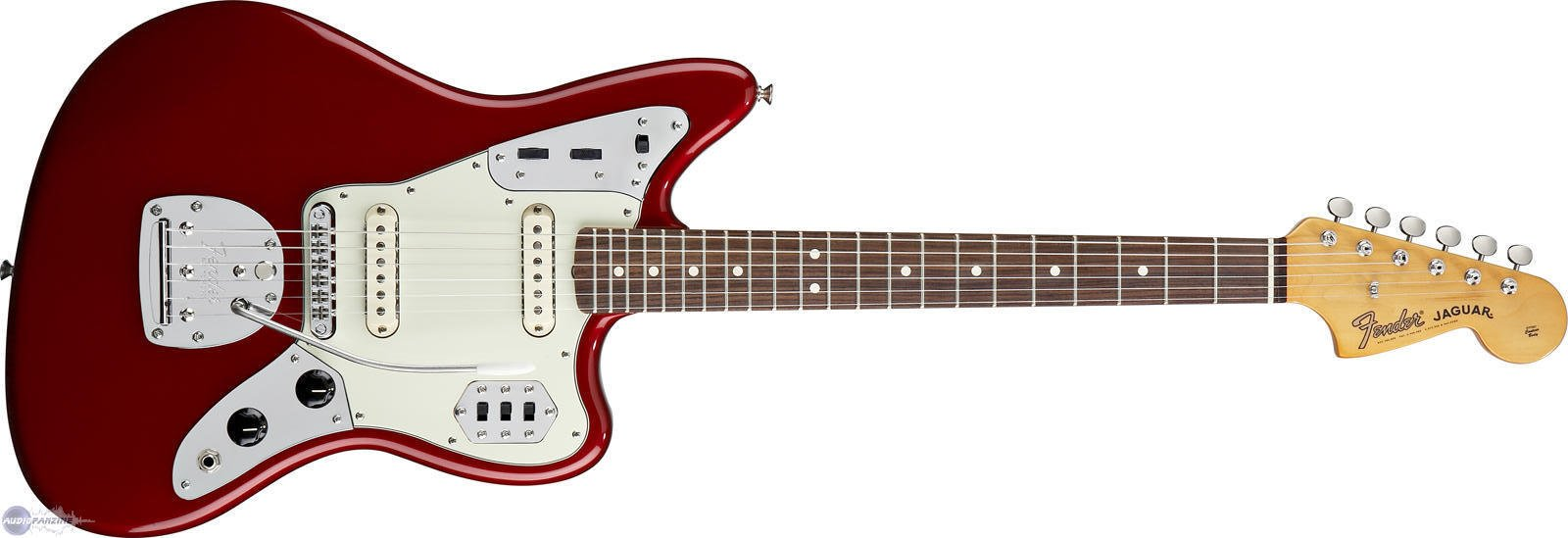 Fender Classic Player Jaguar Candy Apple Red