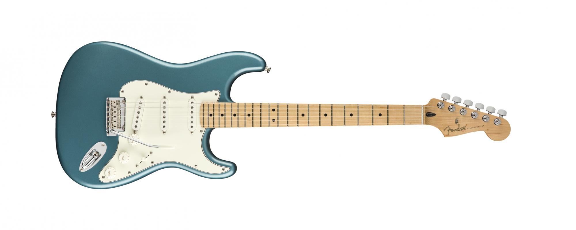 Fender Player Stratocaster Maple Neck, Tidepool