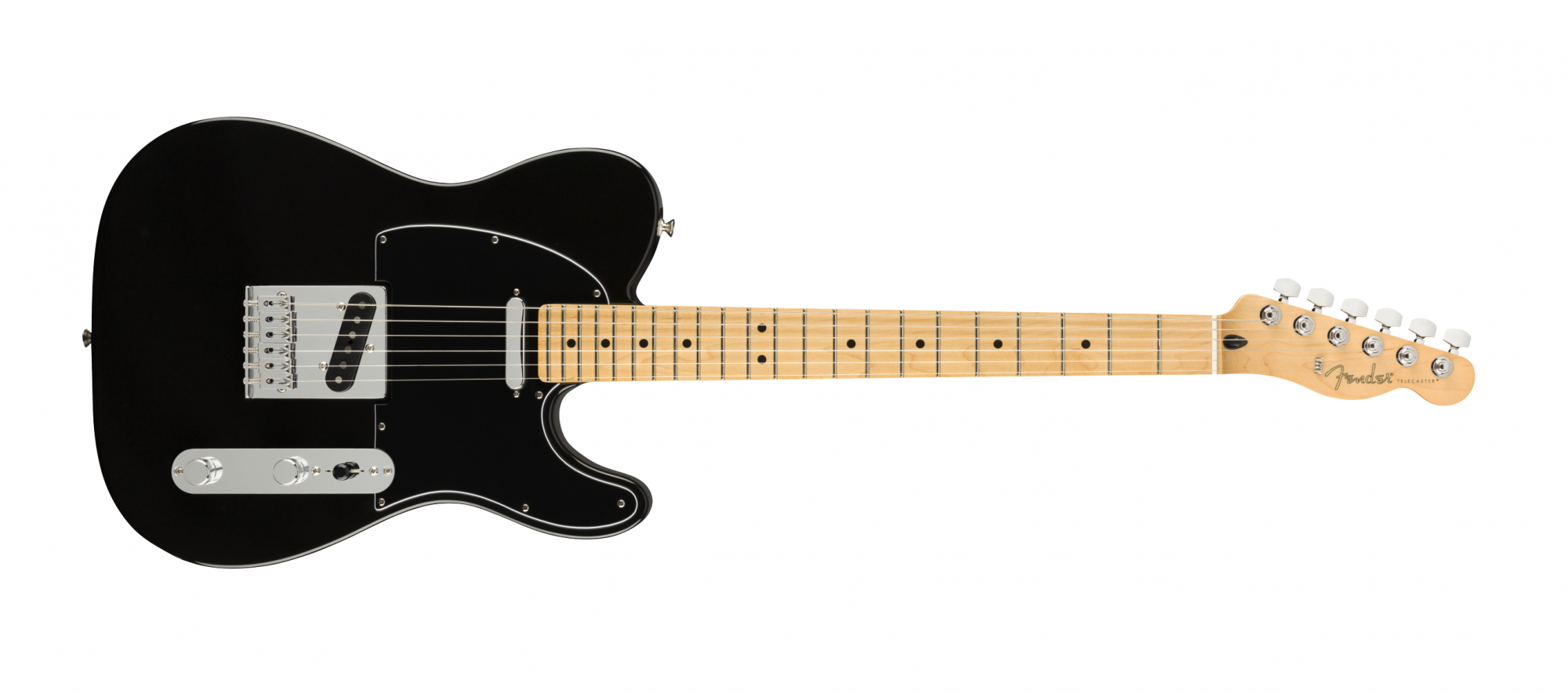 Fender Player Telecaster, MN, Black