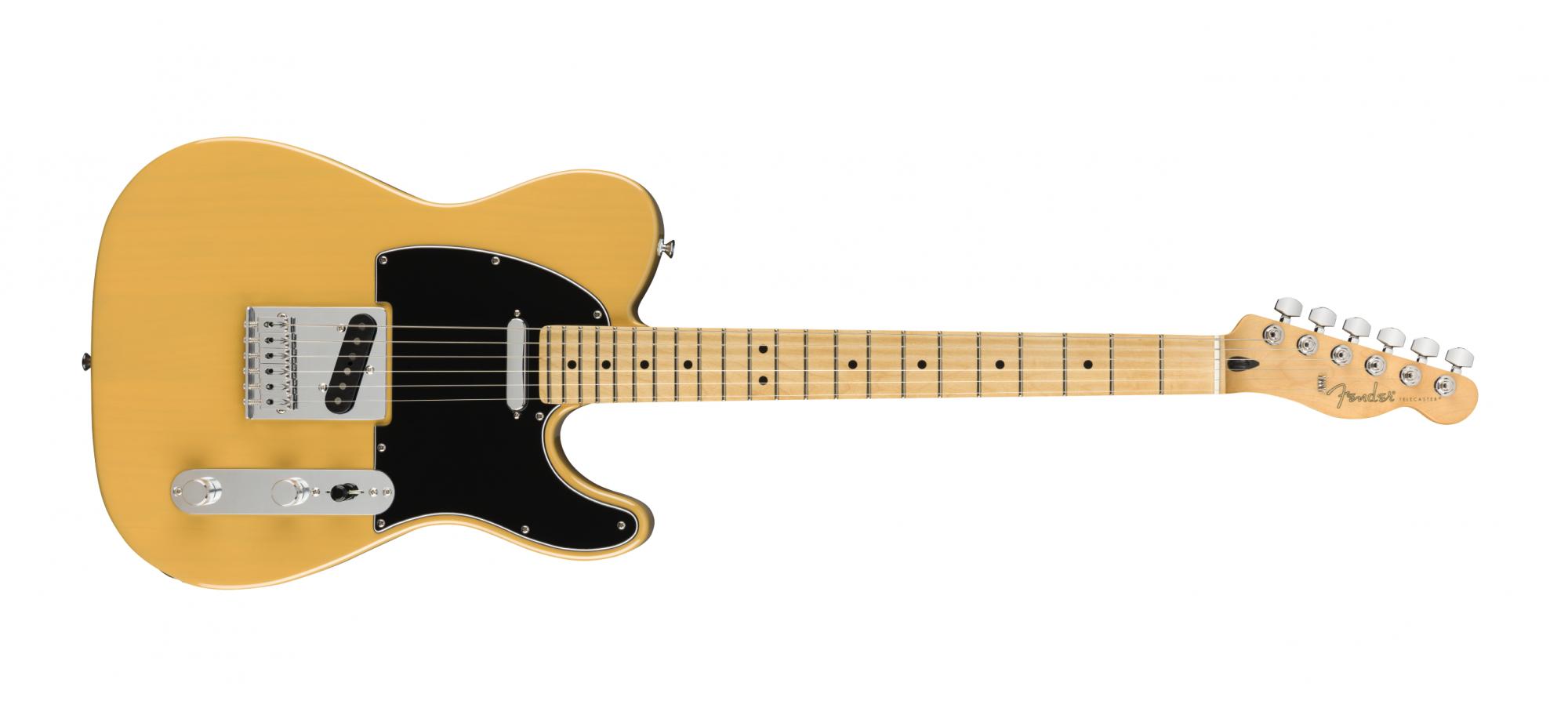 Fender Player Telecaster, MN, Butterscotch Blonde