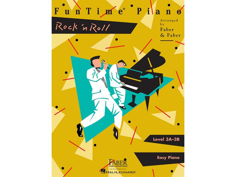 Faber FunTime Piano Rock 'n Roll