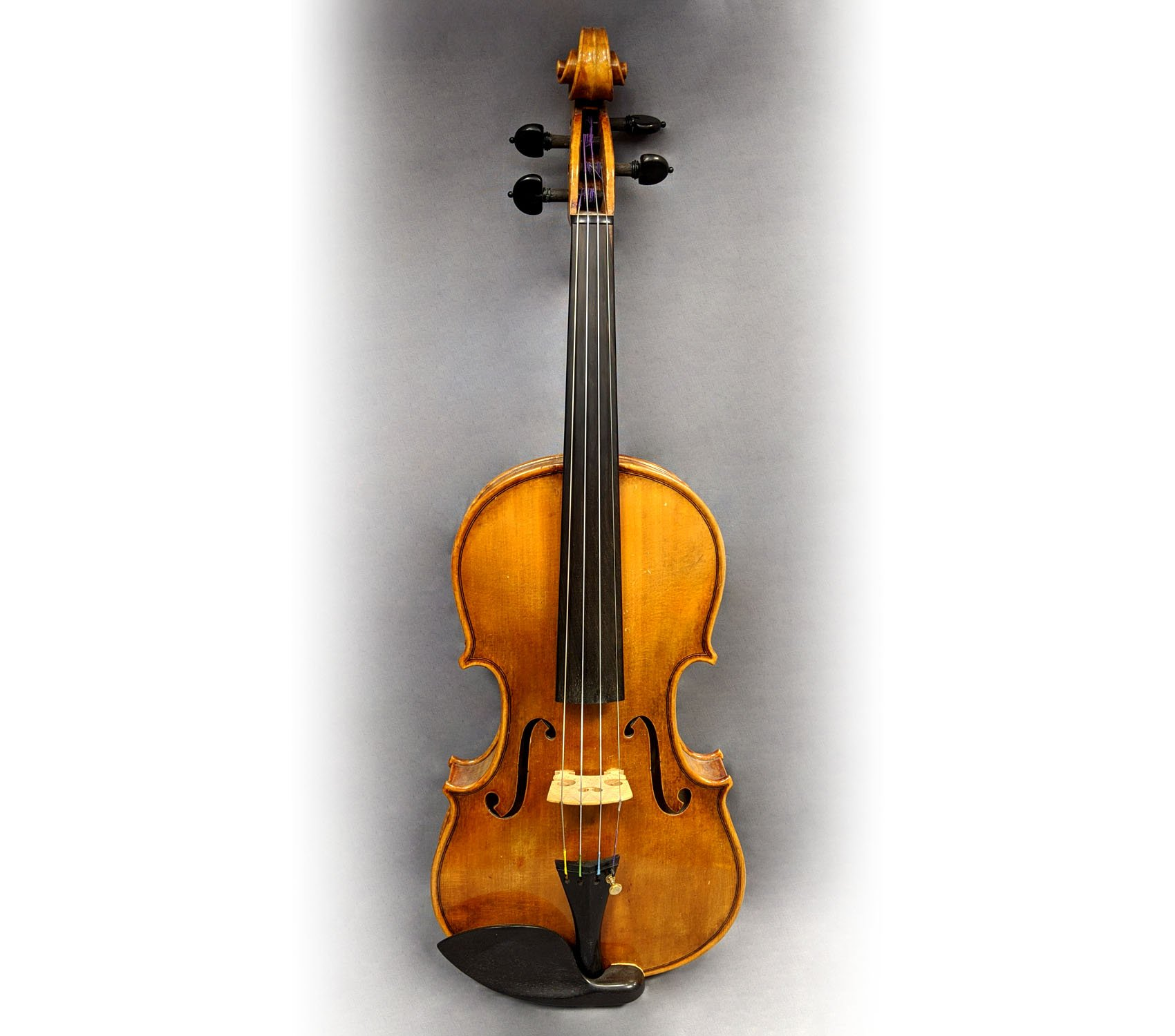 Georgi Markov fecit Plovdiv Bulgarian Violin