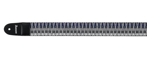 Ibanez Braided Guitar Strap C3, Blue
