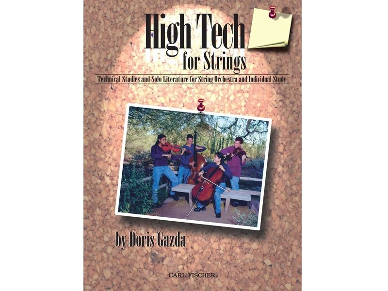 High Tech for Strings