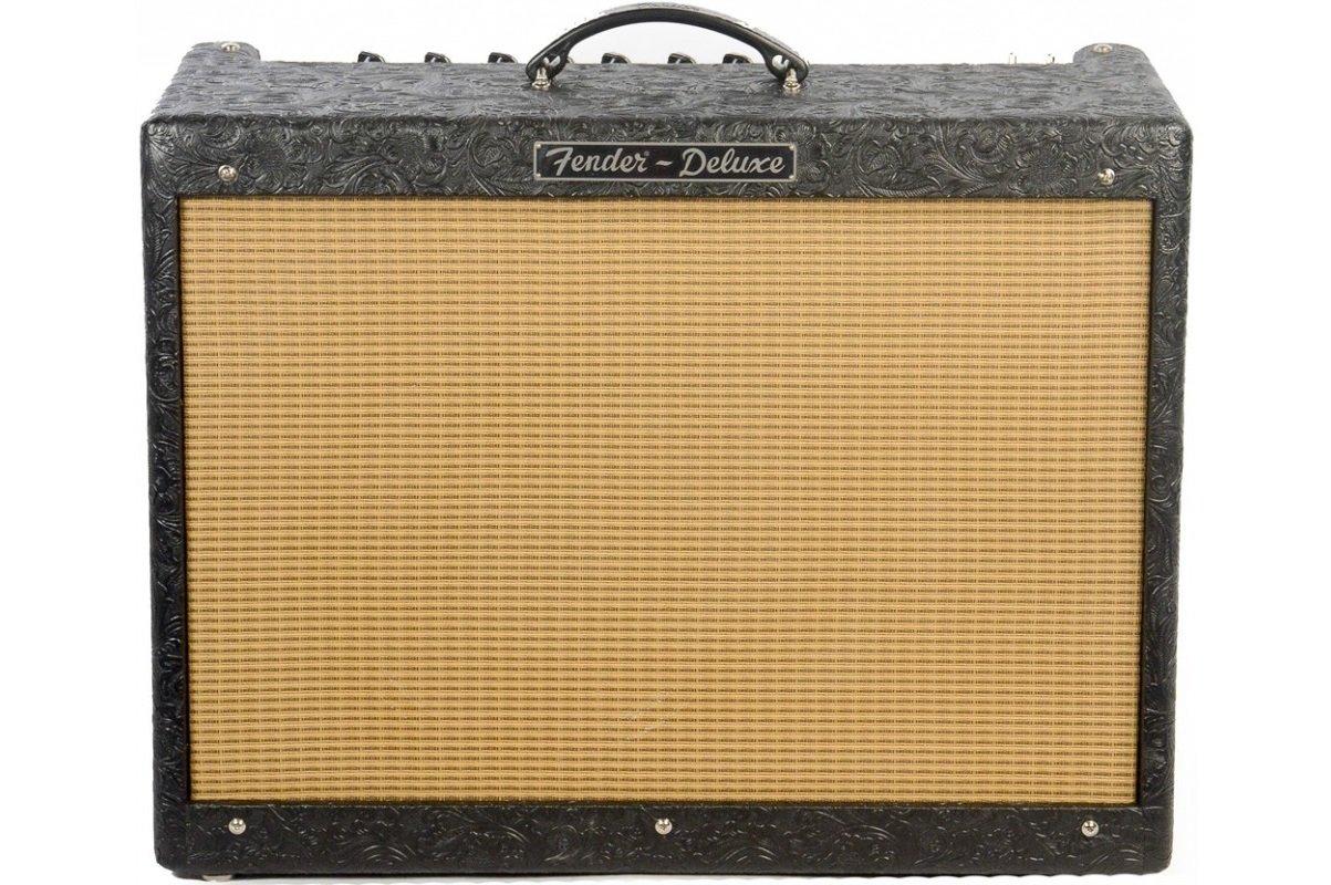 Fender Hot Rod Deluxe III Green Back Western