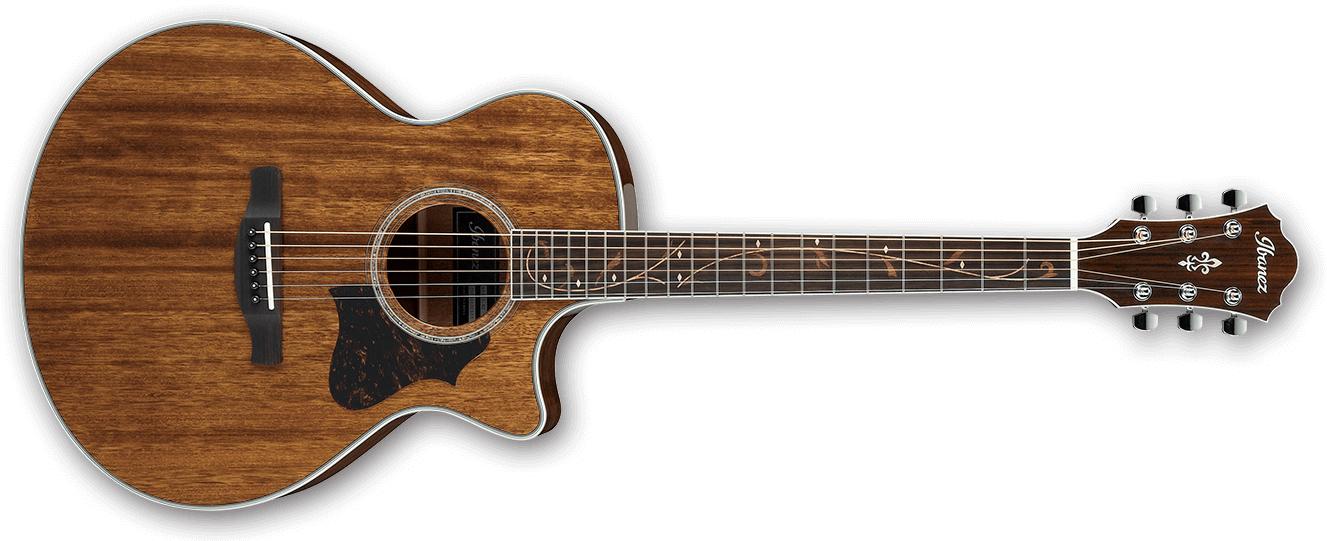 Ibanez AE245 Acoustic Electric Guitar, Natural