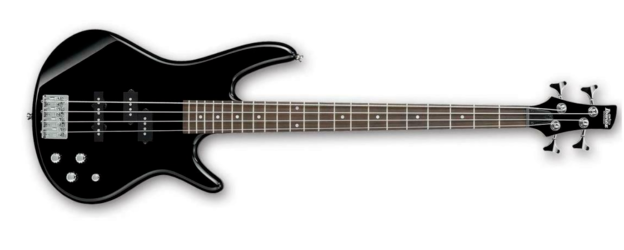 Ibanez GSR200 Gio Electric Bass, Black