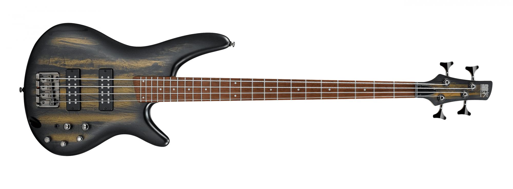 Ibanez SR300E Electric Bass, Golden Veil Matte