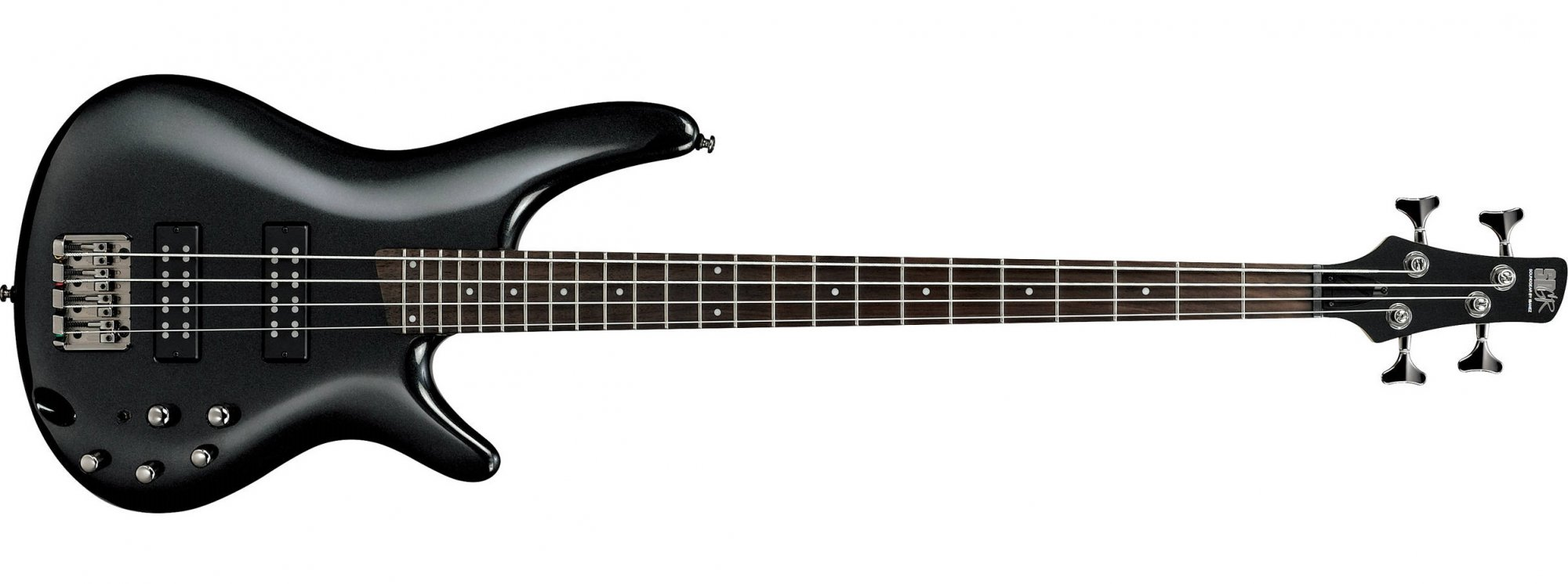 Ibanez SR300E Electric Bass, Iron Pewter