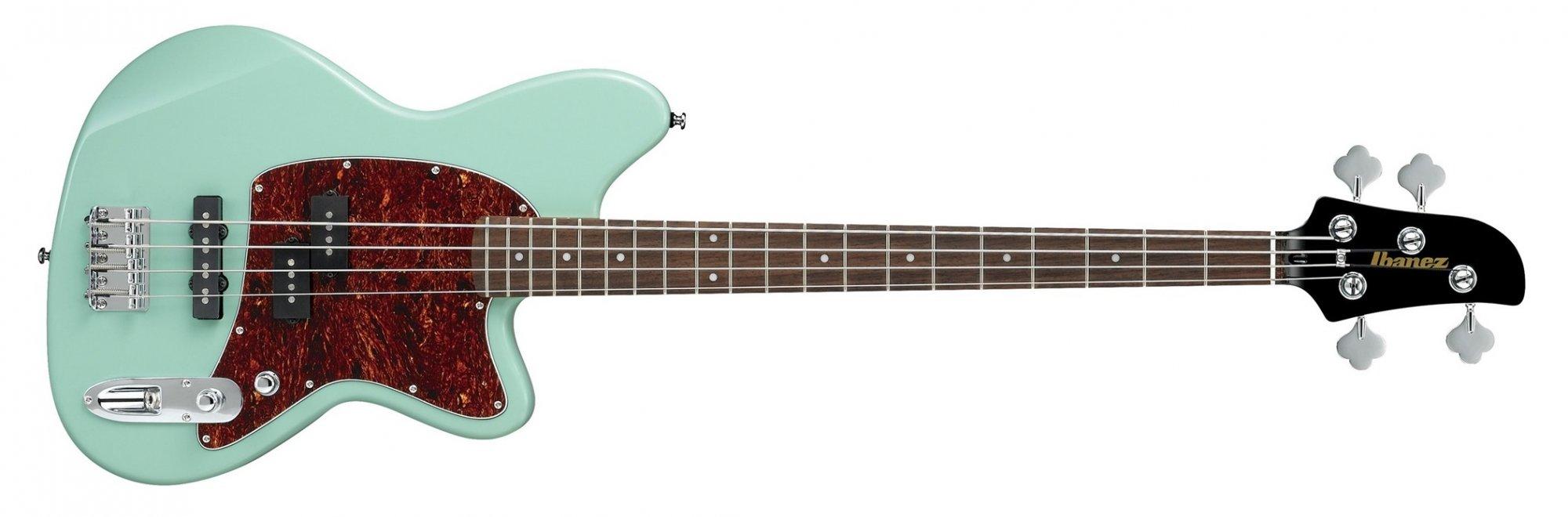 Ibanez TMB100 MG Talman Electric Bass, Mint Green