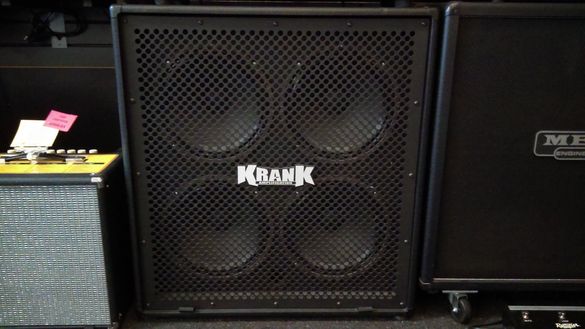 Krank Revolution 4X12 Cabinet