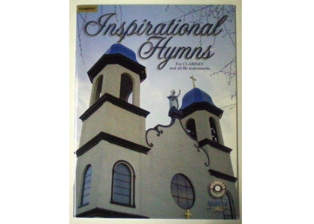 Inspirational Hymns - Clarinet
