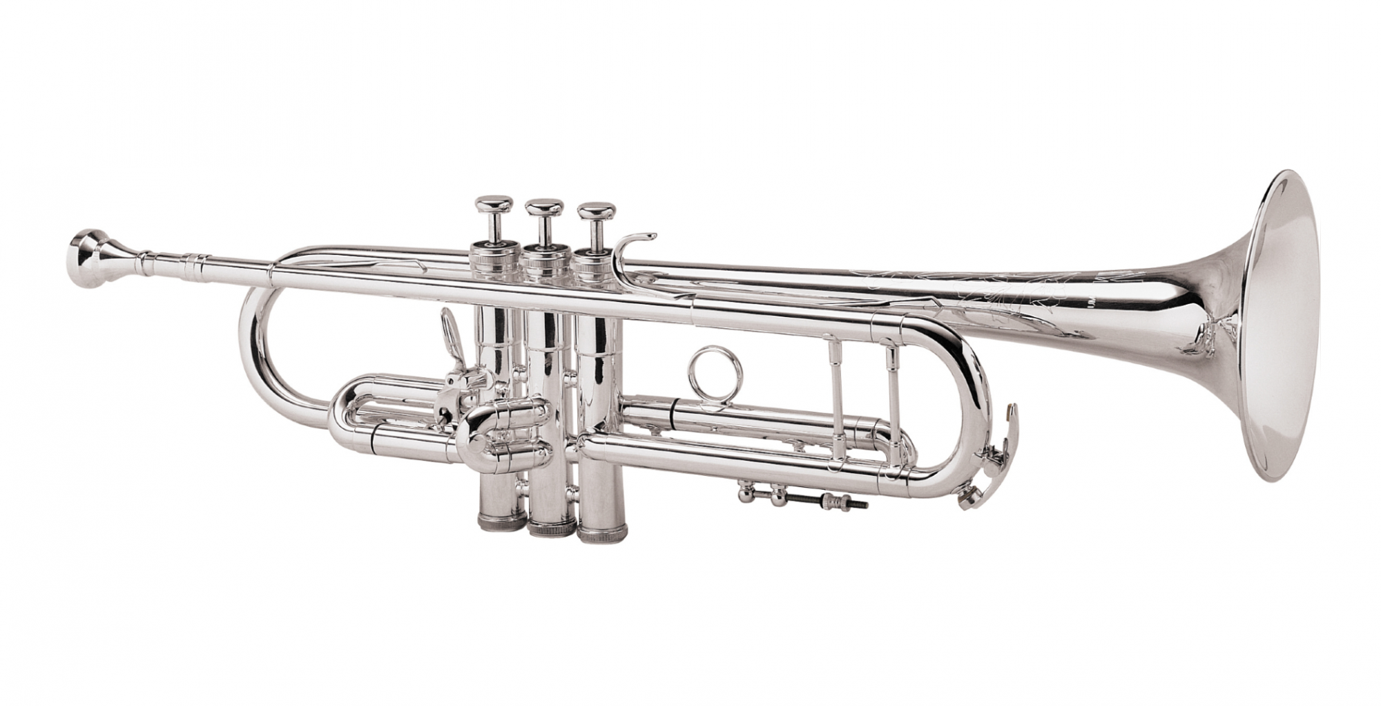 King Silver Flair Trumpet 2055T with 1st Trigger