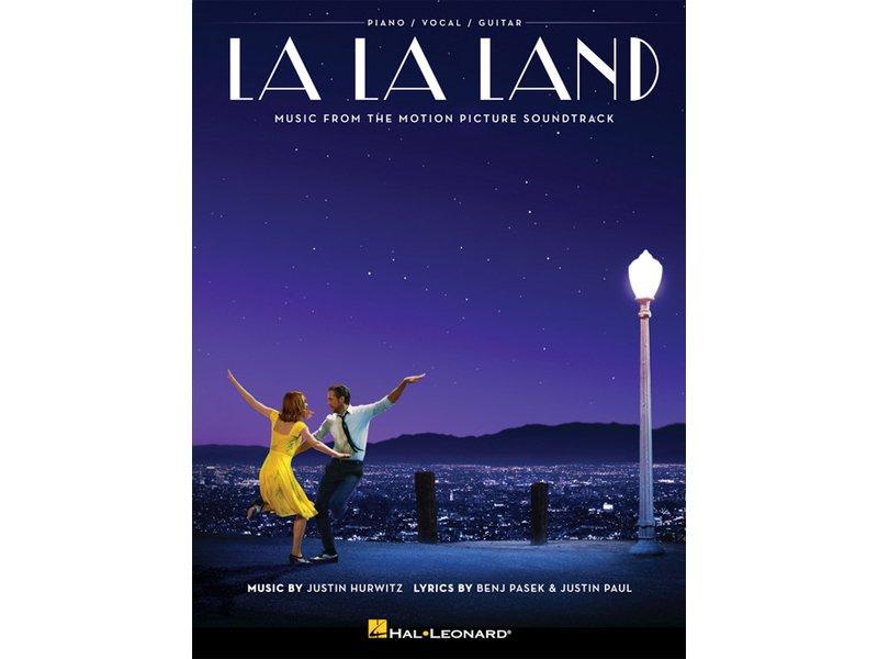 La La Land Piano/Vocal/Guitar