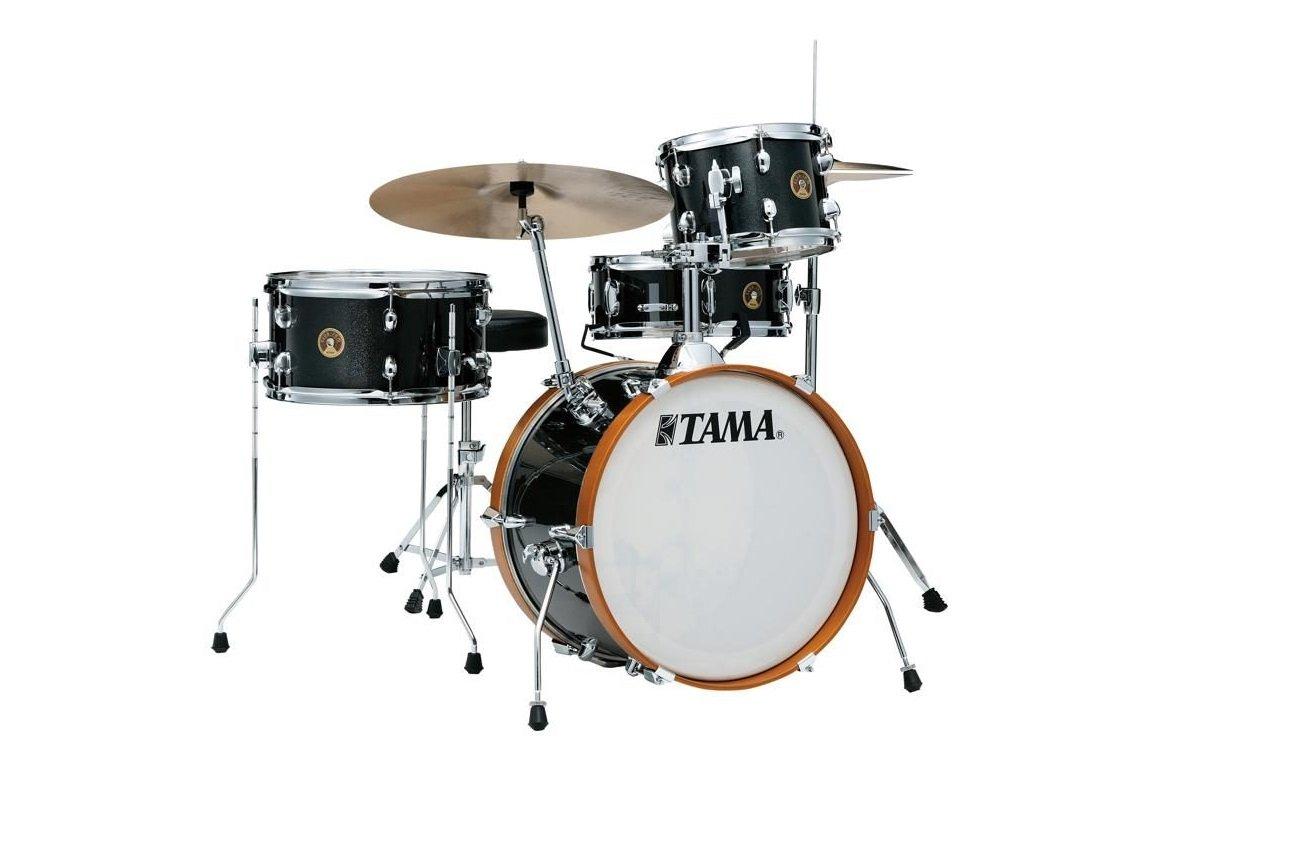Tama Club Jam 4pc Shell Pack Drum Kit, Charcoal Mist