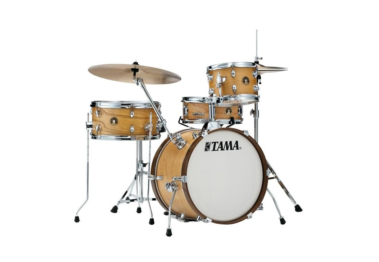 Tama Club Jam 4pc Shell Pack Drum Kit, Satin Blonde