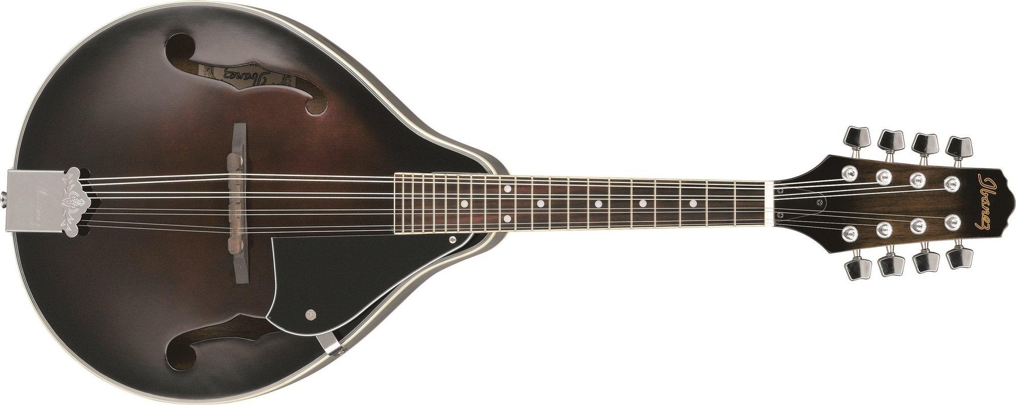 Ibanez M510-DVS A Style Mandolin, Dark Violin Sunburst