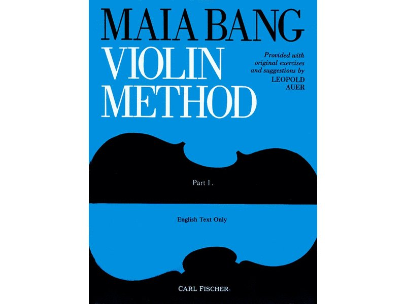 Maia Bang Violin Method Part 1