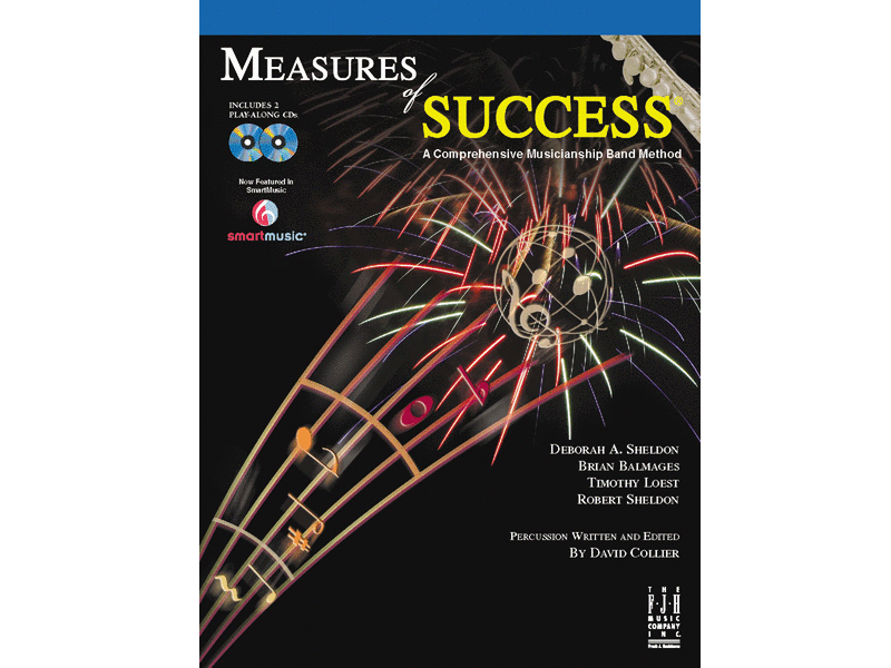 Measures of Success for Band, Book 1