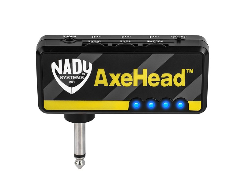Nady AxeHead Mini Headphone Guitar Amp
