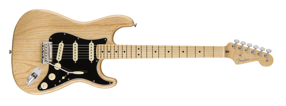 Fender American Professional Stratocaster MN Natural