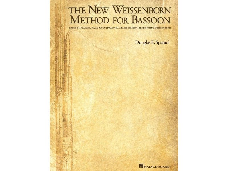 The New Weissenborn Method for Bassoon