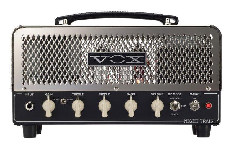 Vox Night Train NT15H 15W Tube Guitar Amp Head