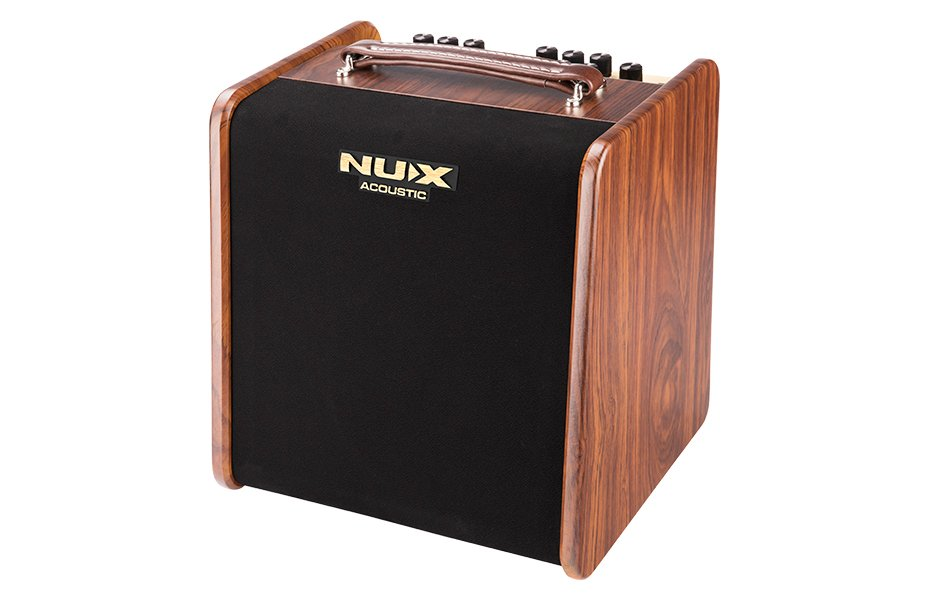 NUX Stageman AC-50 Acoustic Amplifier with Footswitch
