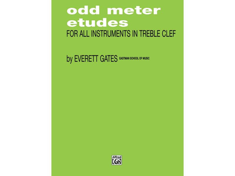 Odd Meter Etudes for Treble Instruments