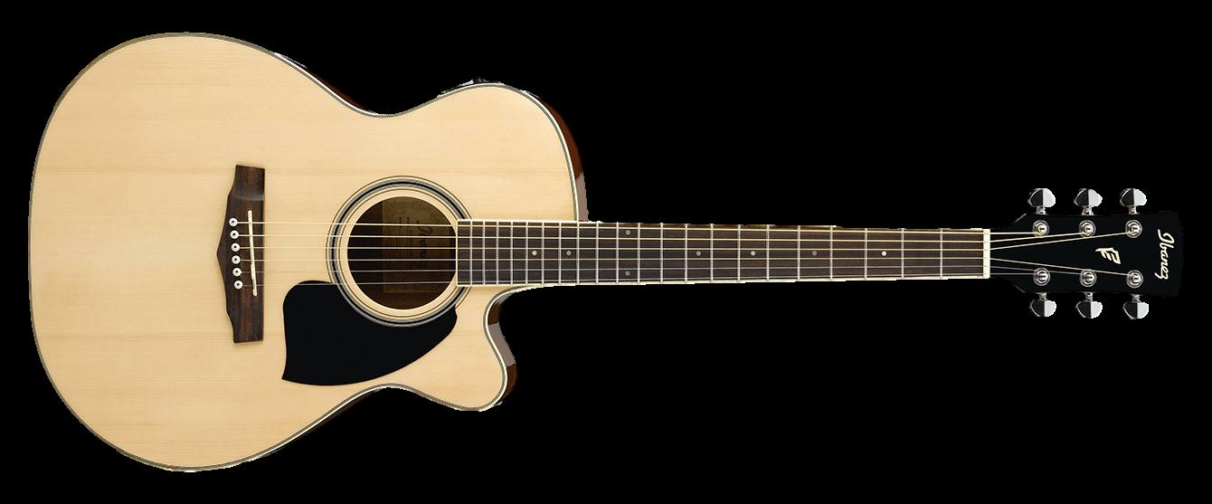 Ibanez PC15ECENT Performance Grand Concert Acoustic Electric Guitar, Natural