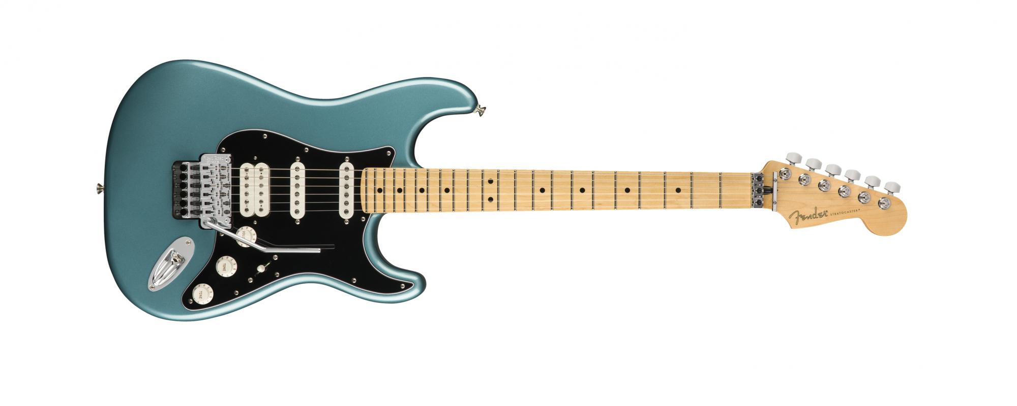 Fender Player Stratocaster Floyd Rose, MN, Tidepool