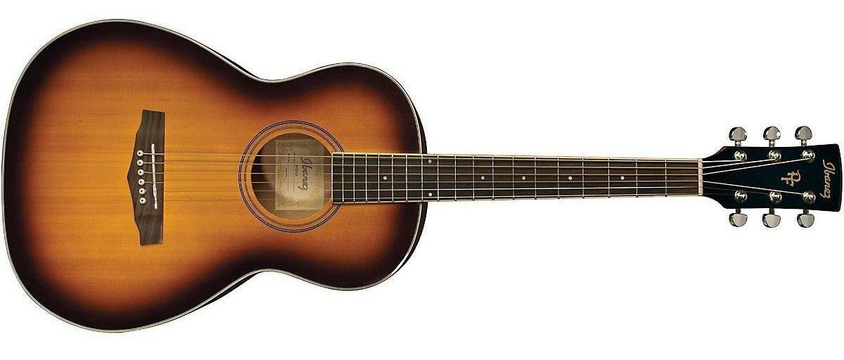 Ibanez PN15BS Parlor Acoustic Guitar
