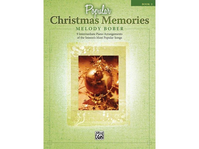 Popular Christmas Memories, Book 2