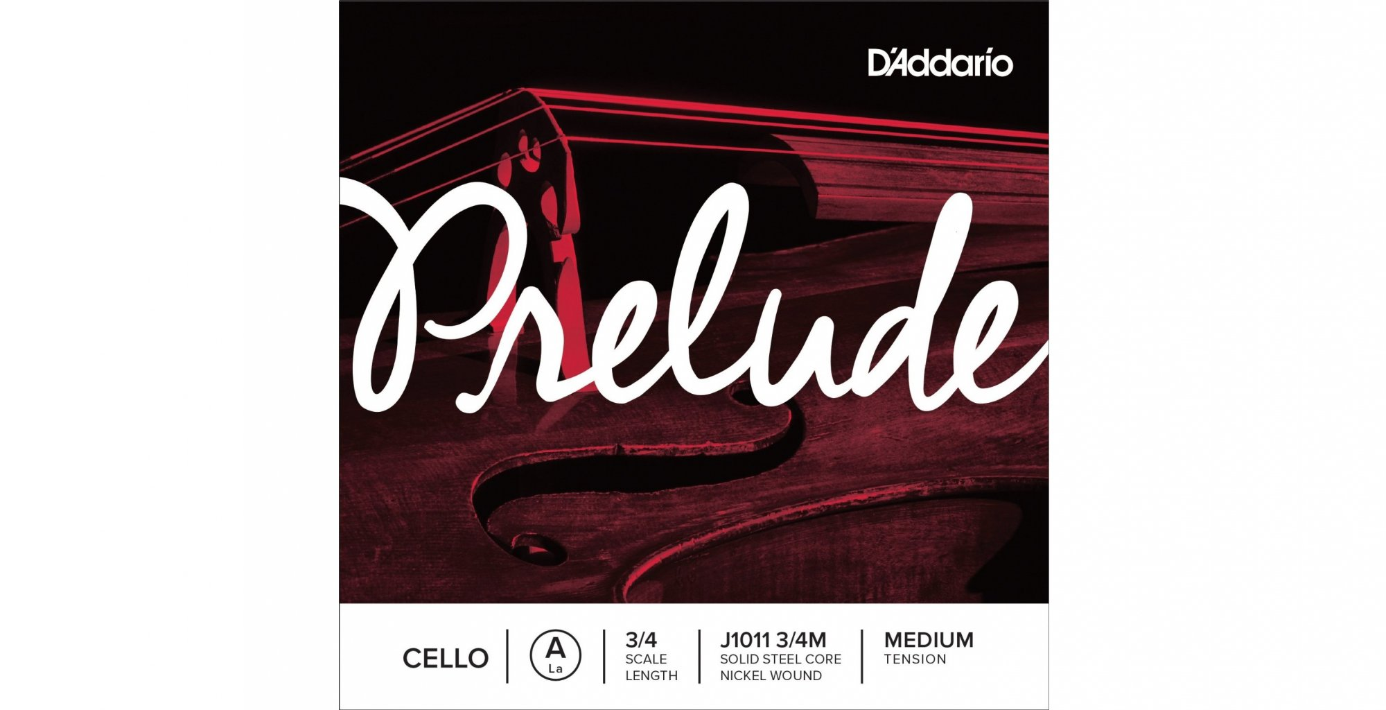 Prelude 3/4 Cello A String