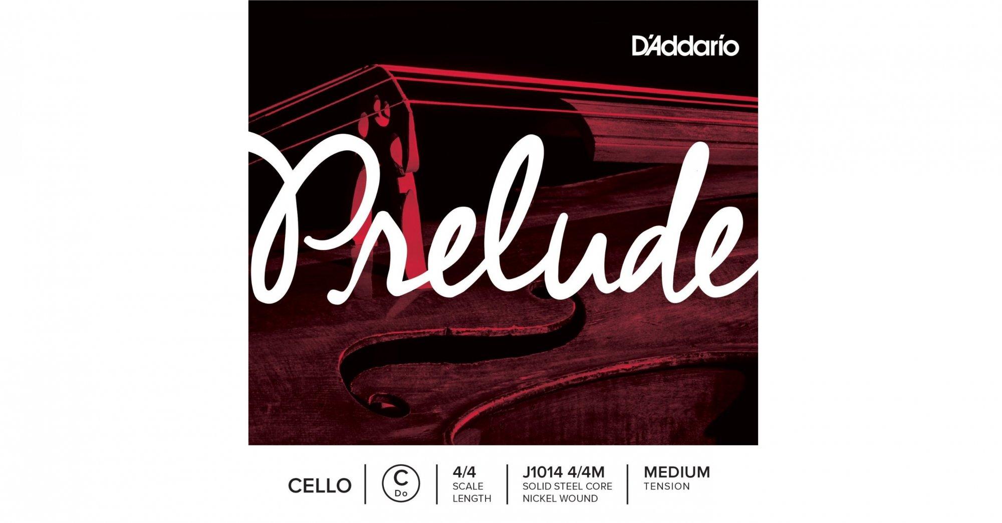 Prelude 4/4 Cello C String
