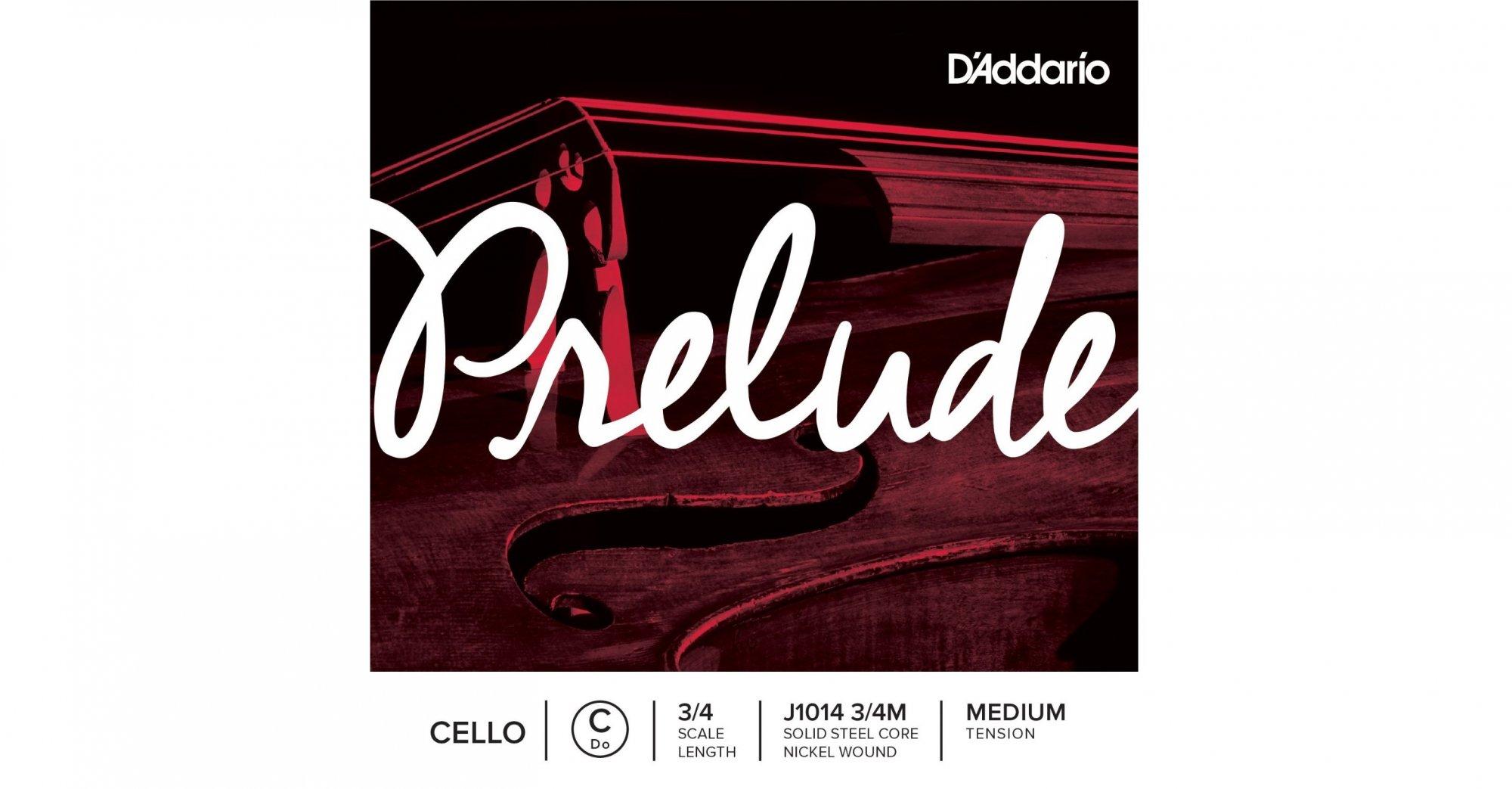Prelude 3/4 Cello C String